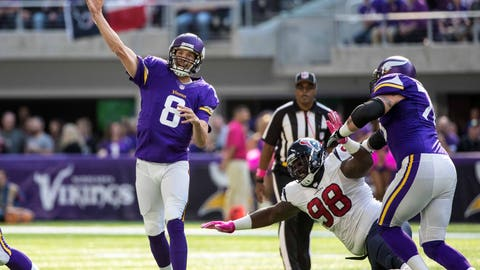 Vikings 31, Texans 13