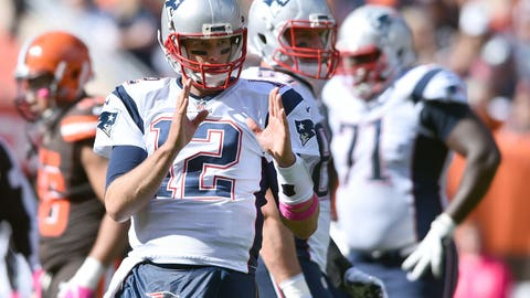 Patriots 33, Browns 13