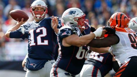 New England Patriots (last week: 4)
