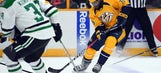 Predators LIVE To GO: Preds fall 2-1 to Stars