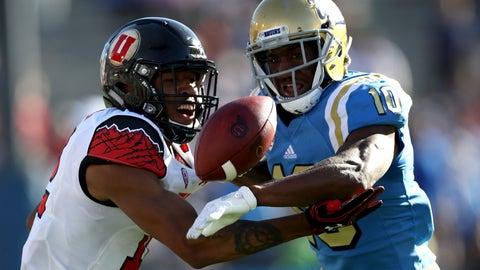 Oakland Raiders: Fabian Moreau, CB, UCLA
