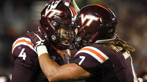 Virginia Tech (5-2), re-rank: 25