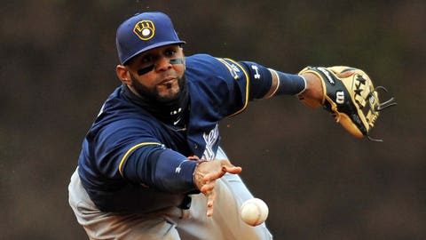 Nov. 19, 2015: Traded Cy Sneed to the Houston Astros for Jonathan Villar