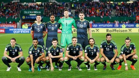 Austria vs. Wales (June 2016)