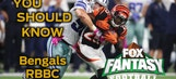 Fantasy Football: what to know about Jeremy Hill and Gio Bernard