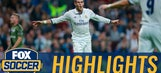 Gareth Bale fires into the bottom corner vs. Legia | 2016-17 UEFA Champions League Highlights