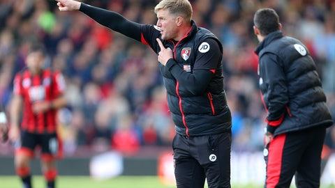 Saturday: Middlesbrough vs. Bournemouth