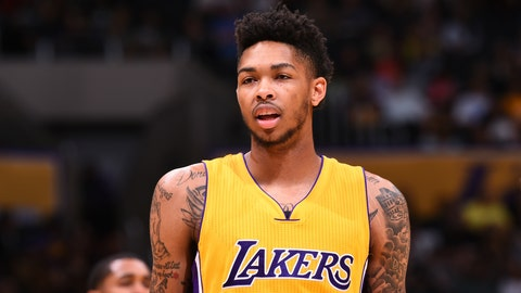 Brandon Ingram, SF, Los Angeles Lakers (4)