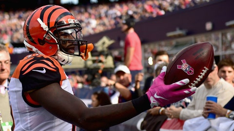 Brandon LaFell on the Bengals' big win