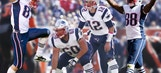 Brady's return equals two happy tight ends in New England
