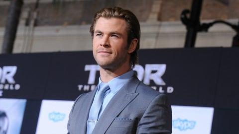 Chris Hemsworth's diet:
