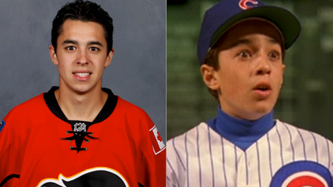 Johnny Gaudreau - The kid from 'Rookie of the Year'