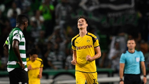 Dortmund's future continues to look bright