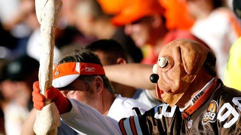 Cleveland Browns: D-