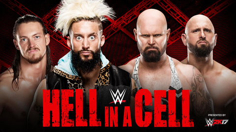 Enzo Amore and Big Cass vs. Luke Gallows and Karl Anderson