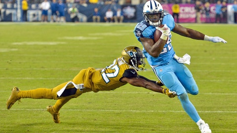 Sunday: Titans at Chargers