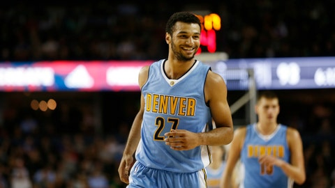 Jamal Murray, SG, Denver Nuggets (7)