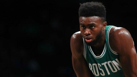 Jaylen Brown, SF, Boston Celtics (5)