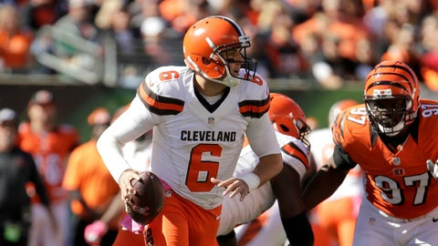 Cody Kessler, Browns