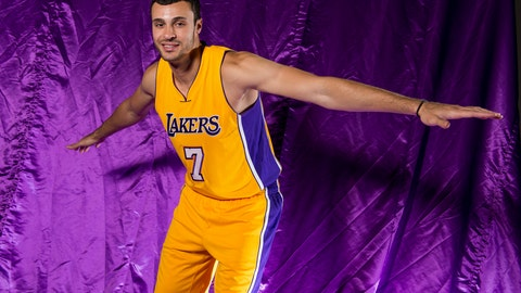 Larry Nance Jr., PF, L.A. Lakers