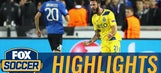 Miguel Layun scores from range vs. Club Brugge | 2016-17 UEFA Champions League Highlights