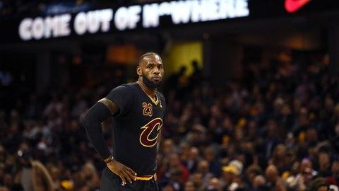 LeBron and the Cavaliers already look unstoppable