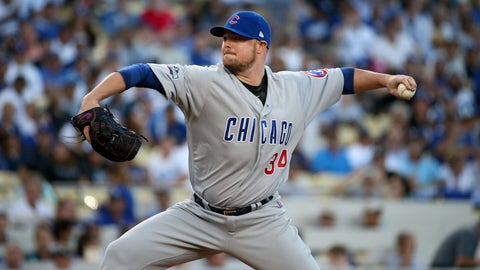 Chicago Cubs projected lineup: