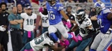 Lions WR trio enjoying challenge of replacing Megatron