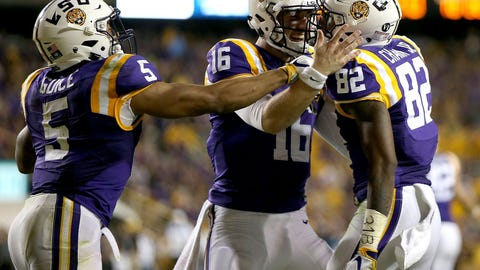 LSU at Texas A&M (+6.5, Thursday)