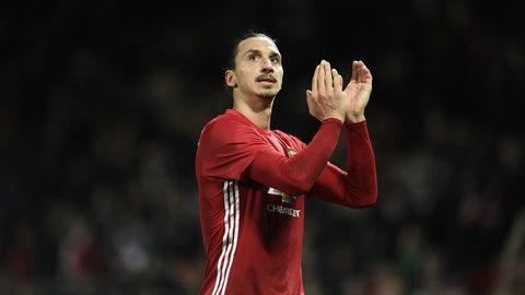 Saturday: Manchester United vs. Burnley