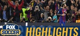 Messi scores his second against Manchester City | 2016-17 UEFA Champions League Highlights