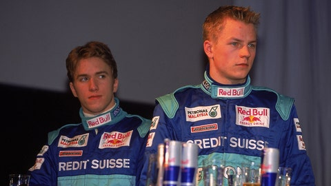 F1 debutant