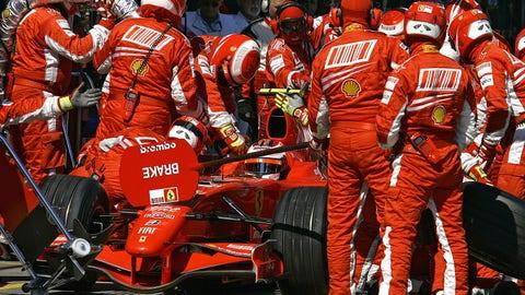 Off to Ferrari