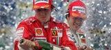 Kimi Raikkonen's racing career in photos