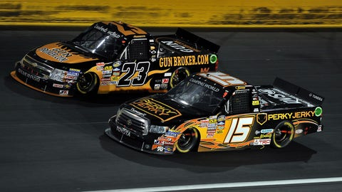 Time in NASCAR
