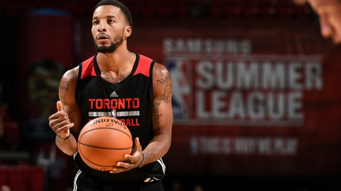 Norman Powell, SG, Toronto Raptors