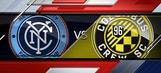 New York City FC vs. Columbus Crew   2016 MLS Highlights