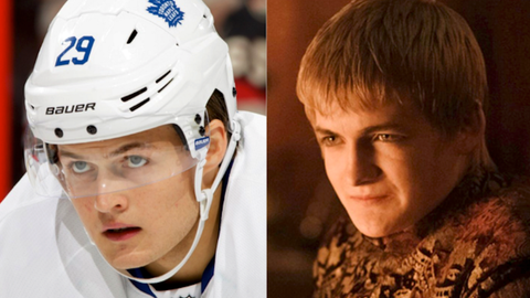 William Nylander - King Joffrey