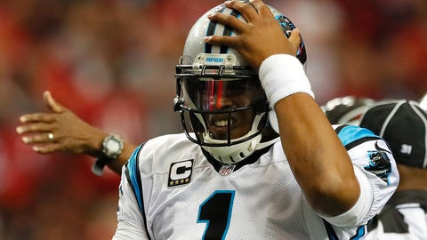 Panthers: Get Cam's swag back