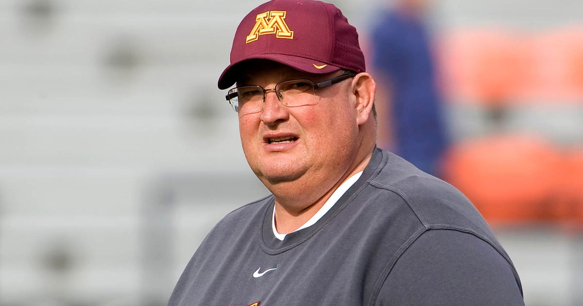 fire gophers coach tracy - 1200×630
