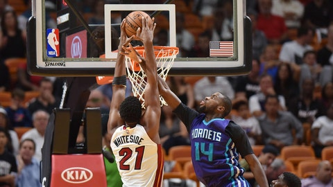 Michael Kidd-Gilchrist's growth continues