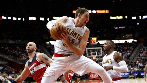 Mike Muscala, full-time rotation player