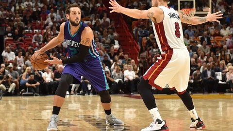 Marco Belinelli has been quietly effective off bench