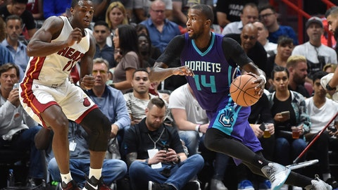 The Quarters: Michael Kidd-Gilchrist remains vital piece for Hornets