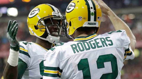 Sunday: Colts at Packers