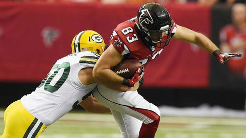 Blake Martinez, LB, Packers (NA last week)