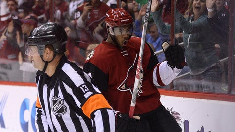 No. 10 Anthony Duclair