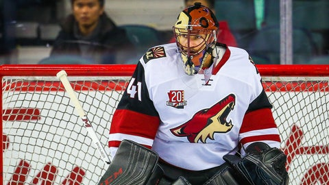 No. 41 Mike Smith