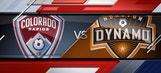Colorado Rapids vs. Houston Dynamo | 2016 MLS Highlights