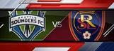 Seattle Sounders vs. Real Salt Lake | 2016 MLS Highlights